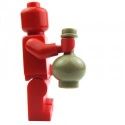 Lego Custom BrickForge Bouteille potion magique (Dark Tan) La Petite Brique