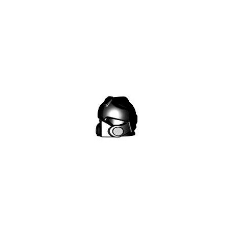 Lego Custom BRICK WARRIORS Casque Resistance Trooper (noir) La Petite Brique