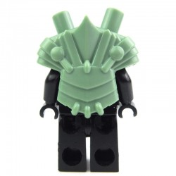 Ogre Armor two heads (Sand Green)