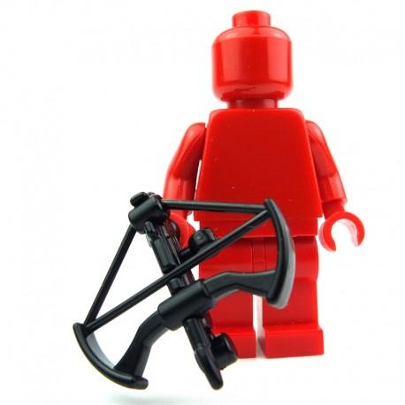 Lego Custom Si-Dan Toys arbalète (BE99) (noir) (La Petite Brique)