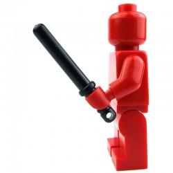 Lego Custom Si-Dan Toys Matraque PR3 (noir) (La Petite Brique)