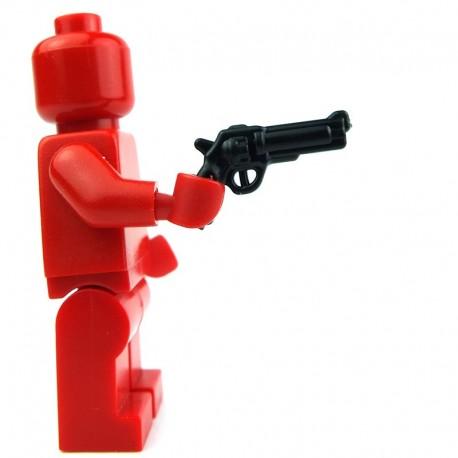Lego Custom Si-Dan Toys Peacemaker (RB42) (noir) (La Petite Brique)
