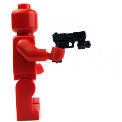 Lego Custom Si-Dan Toys G19t (noir) (La Petite Brique)