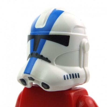 Lego Minifig Accessoires Casque Clone Trooper 501st Legion (La Petite Brique)