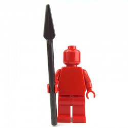 Lego Minifig Accessoires Armes Lance (marron foncé) La Petite Brique