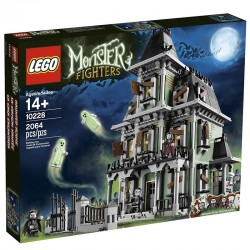 Lego Monster Fighters 10228 - La maison hantée (La Petite Brique)