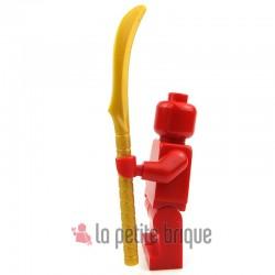 Lego Accessoires Minifig - Blade d'Elfe (Pearl Gold) La Petite Brique