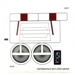 Sticker Z-95 Headhunter (Star Wars)