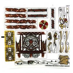 Sticker Wood... The Goblin King Battle