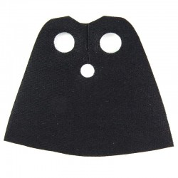 Short Cape (Black)