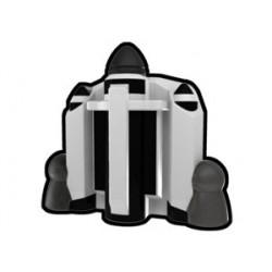White Trooper Jet Pack