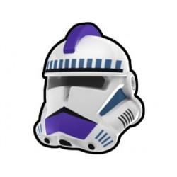 Lego Minifig Custom AREALIGHT Casque White Commander Mace (La Petite Brique) Star Wars