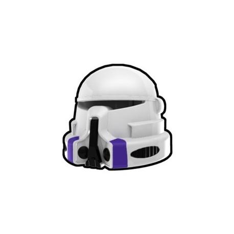 Lego Minifig Custom AREALIGHT Casque White Airborne Mace (La Petite Brique) Star Wars