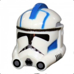 Lego Clone Army Customs Casque Clone Phase 2 Echo (La Petite Brique)