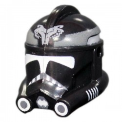 Lego Clone Army Customs Casque Shadow Phase 2 Wolfpack (La Petite Brique)
