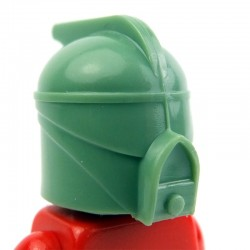 Lego Clone Army Customs Casque Scuba (Sand Green) (La Petite Brique)