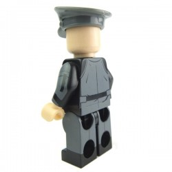 Lego Custom Minifig eclipseGRAFX Space Naval Officer (Halo4) (La Petite Brique)