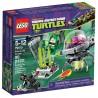 Lego TMNT Tortues Ninja 79100 - L'Évasion du Laboratoire de Kraang (La Petite Brique)
