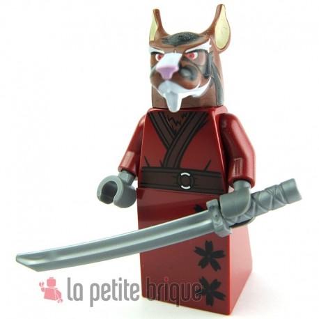 Lego Minifig Tortues Ninja TMNT Splinter (La Petite Brique)