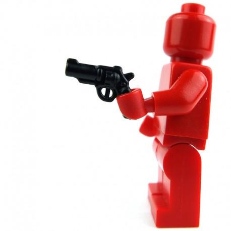 Lego Custom Si-Dan Toys M&P (M10) (noir) (La Petite Brique)