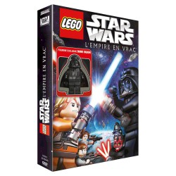 VIDEO Star Wars LEGO : L'Empire en vrac [DVD] (La Petite Brique)