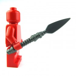 Lego Custom BRICK WARRIORS Iklwa (steel) La Petite Brique