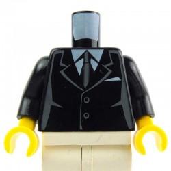 Lego Accessoires Minifig - Torse Costume 2 boutons (La Petite Brique)