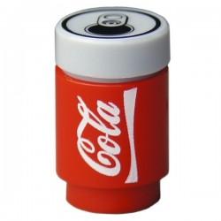 "Lego Minifig Accessoires ""custom BRICKS"" Canette de Soda, Cola (La Petite Brique)"