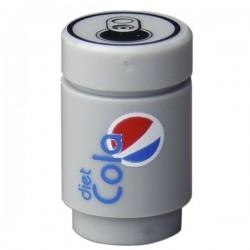 "Lego Minifig Accessoires ""custom BRICKS"" Canette de Soda, Diet Pepsi (La Petite Brique)"