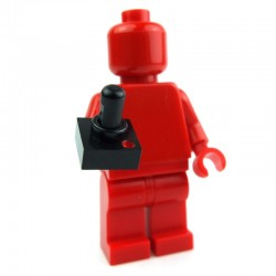 Lego Minifig Accessoires Custom Bricks Manette de jeu / Joystick Atari (La Petite Brique)