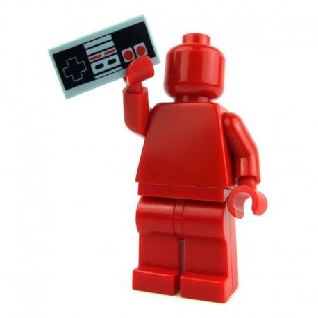Lego Minifig Accessoires Custom Bricks Manette de jeu / Gamepad Nintendo NES (La Petite Brique)