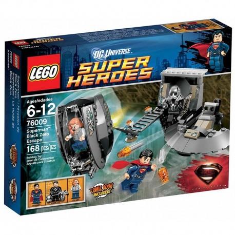 76009 - Superman : Black Zero Escape