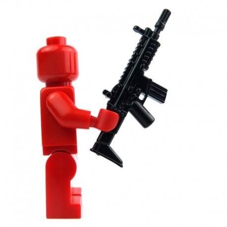 Lego Si-Dan Toys SCAR-D (noir) (La Petite Brique)