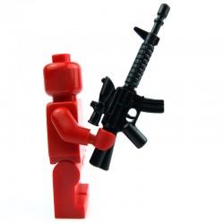 Lego Si-Dan Toys M16A2 (noir) (La Petite Brique)