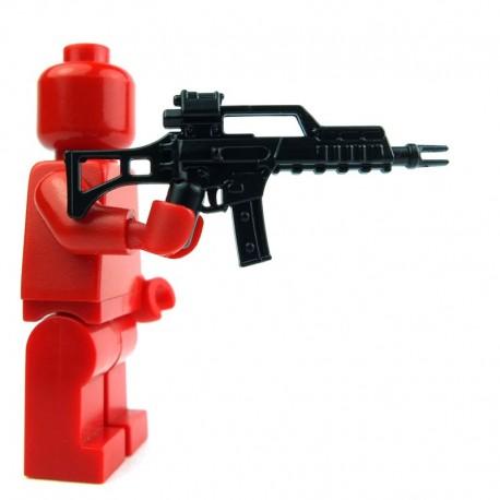 Lego Si-Dan Toys G36C (noir) (La Petite Brique)