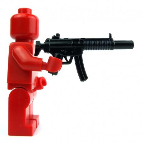 Lego Si-Dan Toys MP5 SD6 (noir) (La Petite Brique)