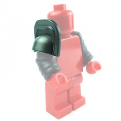 Lego Custom Accessoires Minifig BRICK WARRIORS Retiarius Galerus (steel) (La Petite Brique)