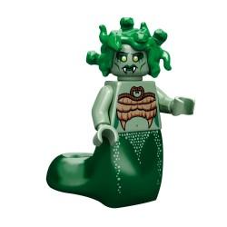 Lego Minifig Serie 10 Medusa (La Petite Brique)