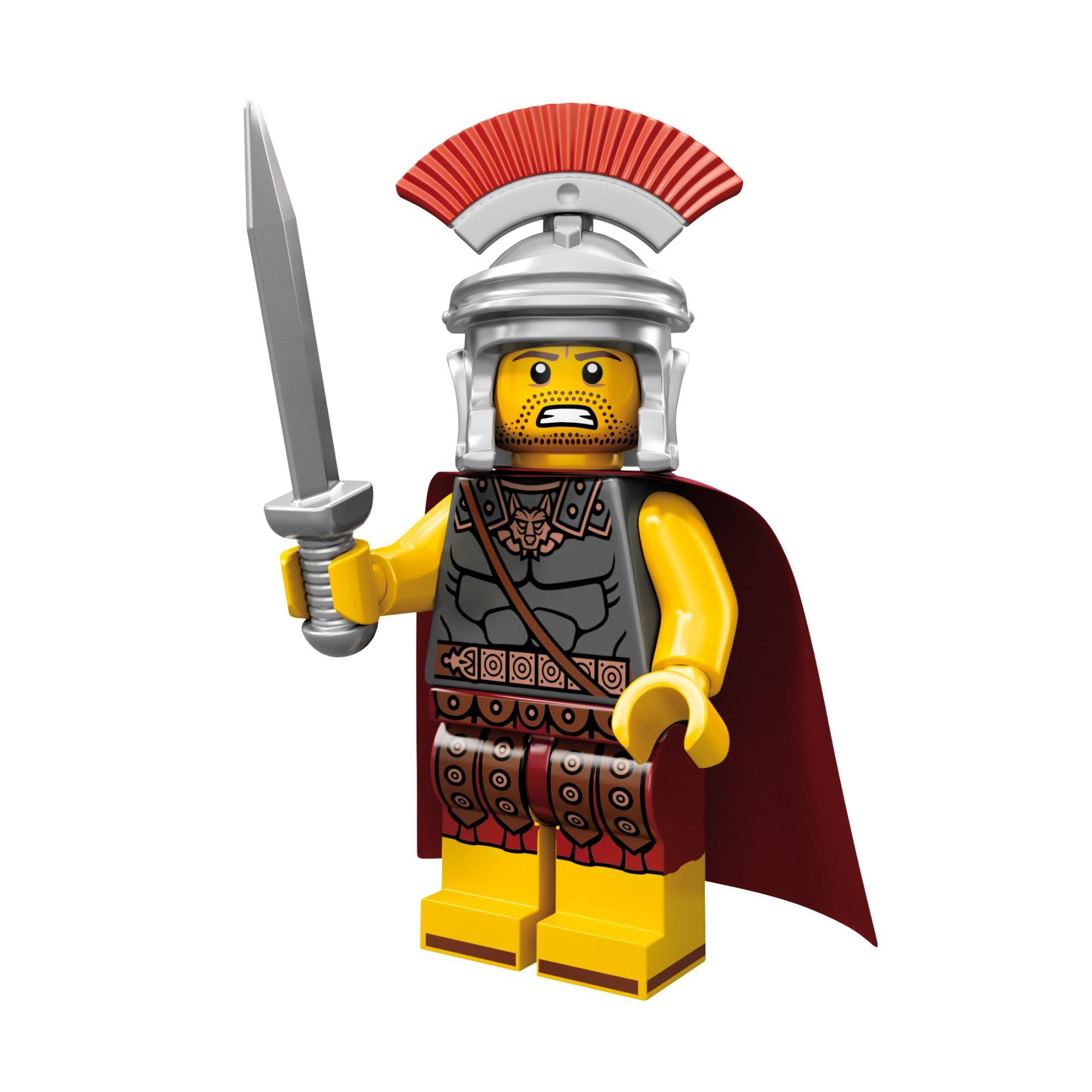 ROMAN COMMANDER New LEGO Collectible Minifigure Series 10