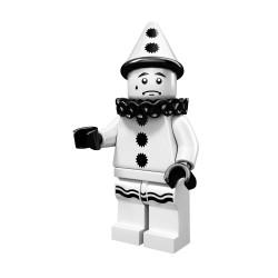 Lego Minifig Serie 10 le clown triste (La Petite Brique)