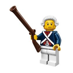 Lego Minifig Serie 10 le soldat révolutionnaire (La Petite Brique)