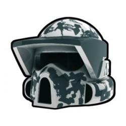 White ARF Camo Helmet