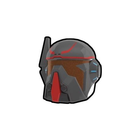 Lego Custom Minifig AREALIGHT VIZ Merc Helmet (La Petite Brique)