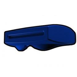 Lego Custom Minifig AREALIGHT Visière Phase II Binoculaire Bleu (La Petite Brique)