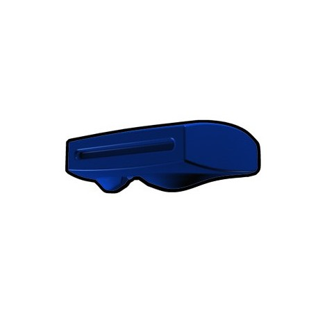 Blue Phase II Binocular Visor