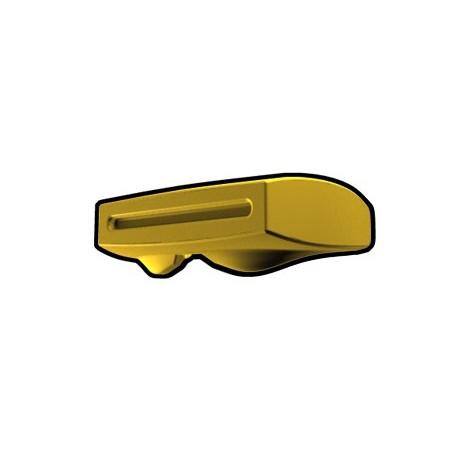 Yellow Phase II Binocular Visor