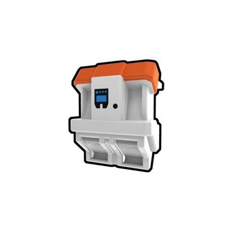 Lego Custom Minifig AREALIGHT Boss Jetpack (La Petite Brique)