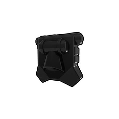 Lego Custom Minifig AREALIGHT Black Merc Jetpack (La Petite Brique)