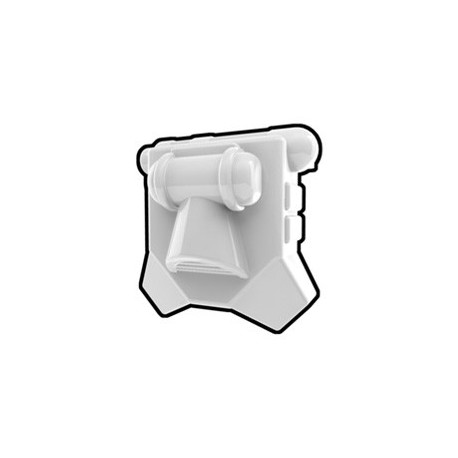 Lego Custom Minifig AREALIGHT White Merc Jetpack (La Petite Brique)