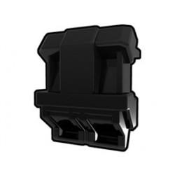 Lego Custom Minifig AREALIGHT Black SpecOps Jetpack (La Petite Brique)